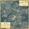 Battle of Mill Springs Kentucky Civil War Map