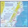 Ambergris Caye, Belize Dive Map