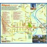 Ridgway Colorado Town Map