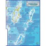 Belize Atolls Dive Map