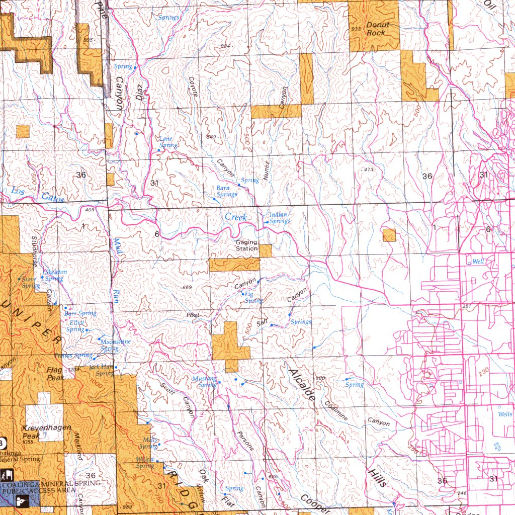 Coalinga California Map.Coalinga Ca Blm Surface Mgmt Digital Data Services Inc