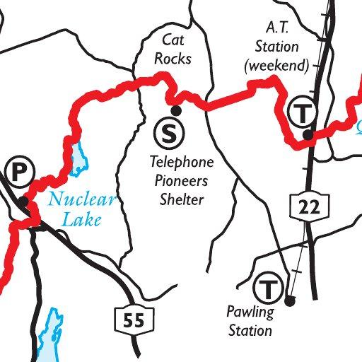 Appalachian Trail Dutchess Putnam Counties Ny New York New