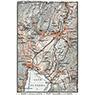 Arco & Riva Region Map,  1911