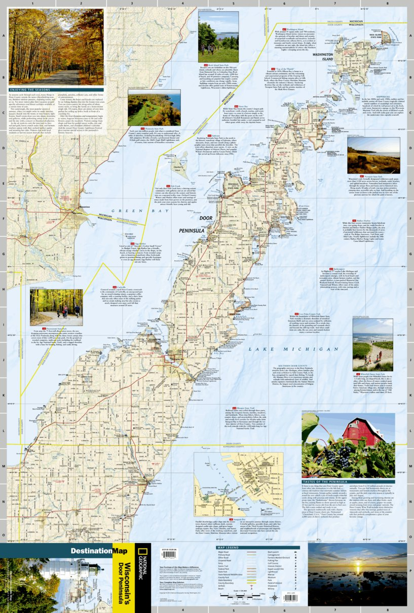 Wisconsin's Door Peninsula - National Geographic - Avenza Maps on map of beloit wi, map of the fox valley wi, map of city of madison wi, map of algoma wi, map of peninsula state park wi, map of castle rock lake wi, map of racine wi, map of wisconsin, map of liberty grove wi, map of baileys harbor wi, map of lakewood wi, map of jacksonport wi, map of black river falls wi, map of green bay wi, map of menomonie wi, map of apostle islands wi, map of washington island wi, map of de soto wi, map of ohio by county,