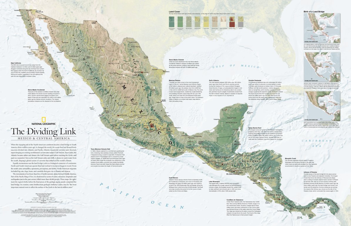 The Dividing Link: Mexico and Central America 2007 - National ...