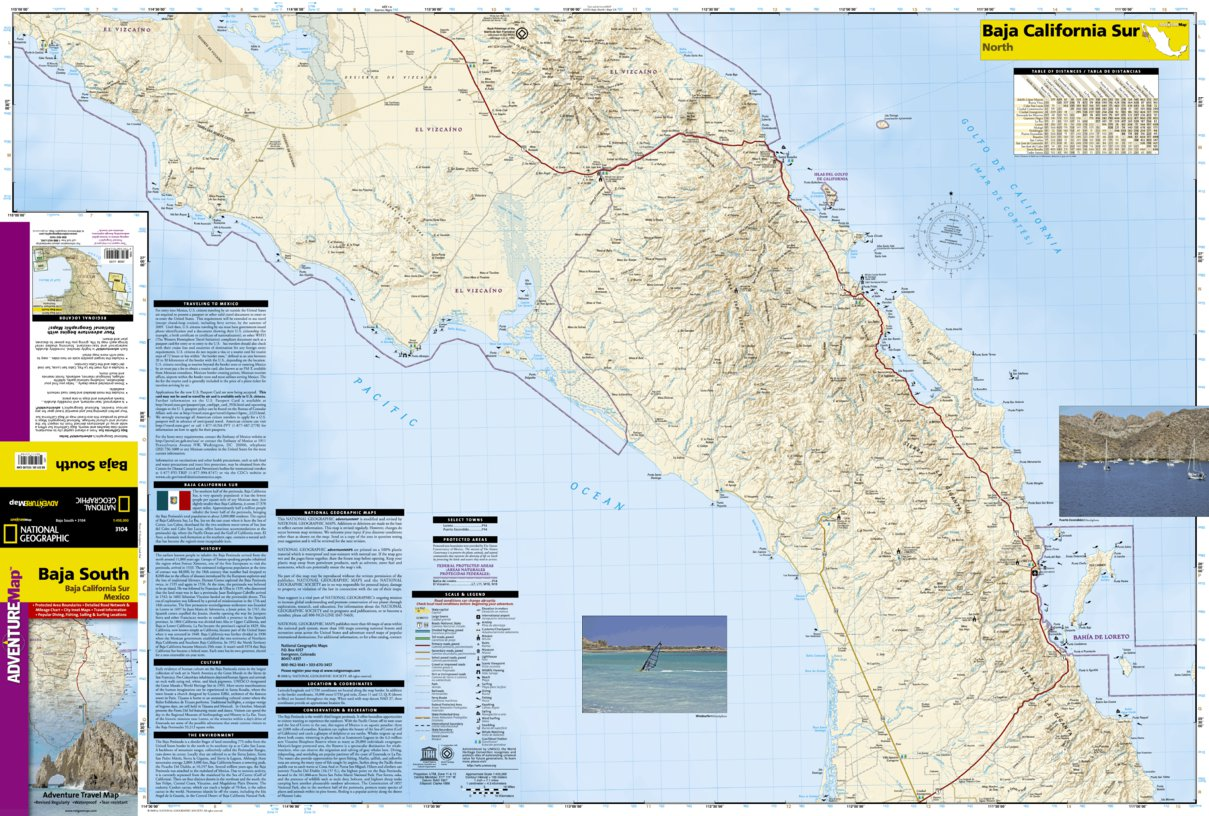 3104 :: Baja South: Baja California Sur [Mexico] - National ...