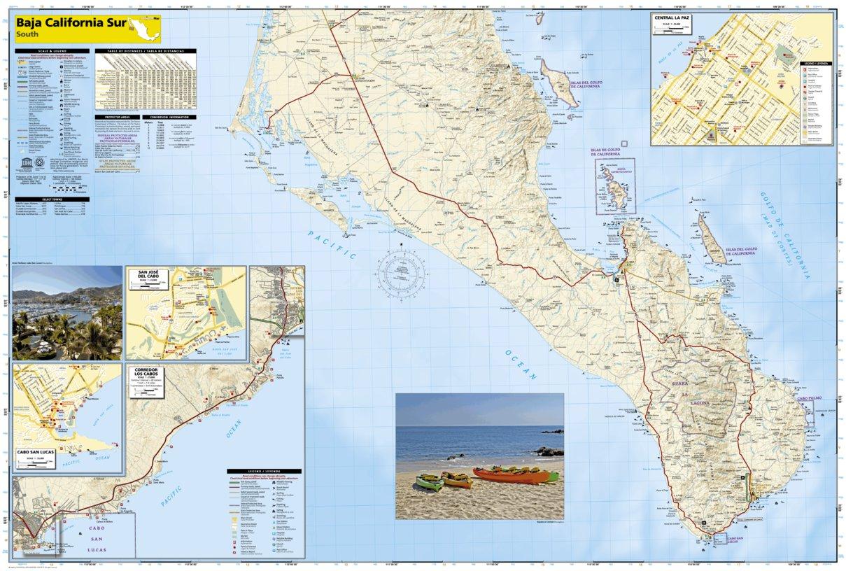 3104 :: Baja South: Baja California Sur [Mexico] - National ...