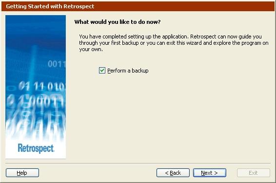retrospect windows user s guide u003e getting started rh retrospect com Clip Art User Guide Example User Guide