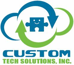 Custom Tech Solutions, Inc. logo