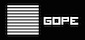 GOPE Systems a.s. logo