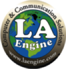 LA Engine Computer Svc., Inc. logo