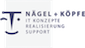 NÄGEL + KÖPFE IT-Konzepte e.K. logo