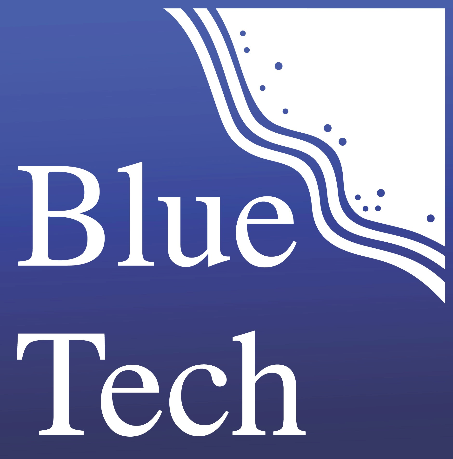 Blue Tech Inc. logo