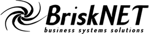 BriskNET Business Systems Solutions logo