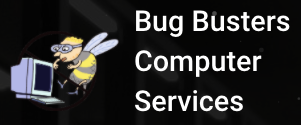 Bug Busters Computer Services logo