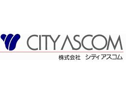 株式会社シティアスコム (City Ascom) logo