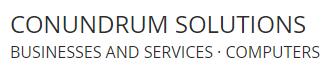 Conundrum Solutions logo