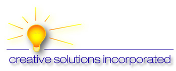 Creative Solutions Incorporated logo