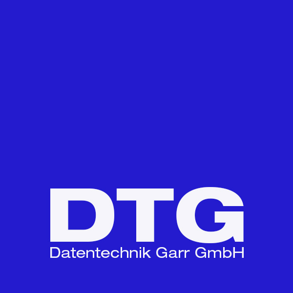 DTG Datentechnik Garr GmbH logo