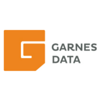 Garnes Data AS logo