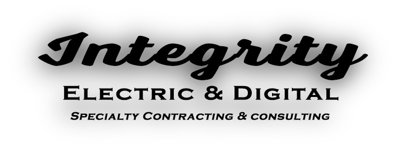 Integrity Electric and Digital logo