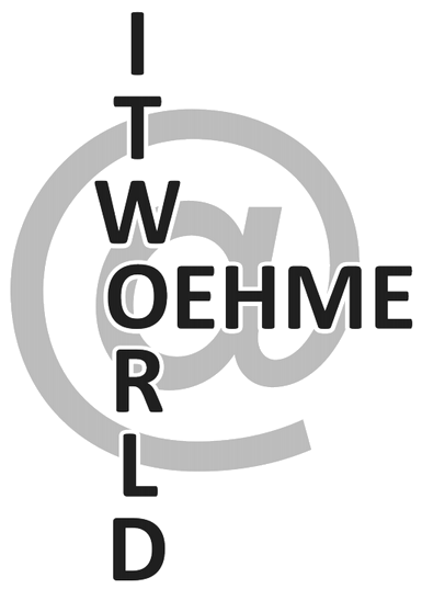 ITWORLD OEHME Inh. Mario Oehme logo