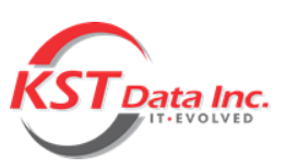 KST Data, Inc logo