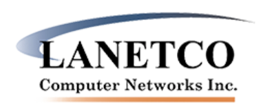 Lanetco Computer Networks Inc. logo