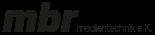 mbr-medientechnik e.K. logo