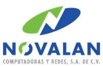 Novalan Computadoras y Redes SA de CV logo