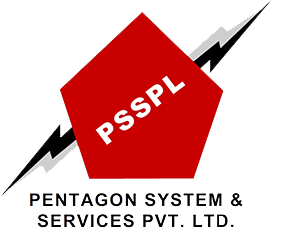 Pentagon System and Service Pvt. Ltd. logo