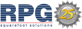 RPG Squarefoot Solutions logo