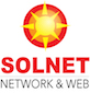 Solnet Network and Web logo