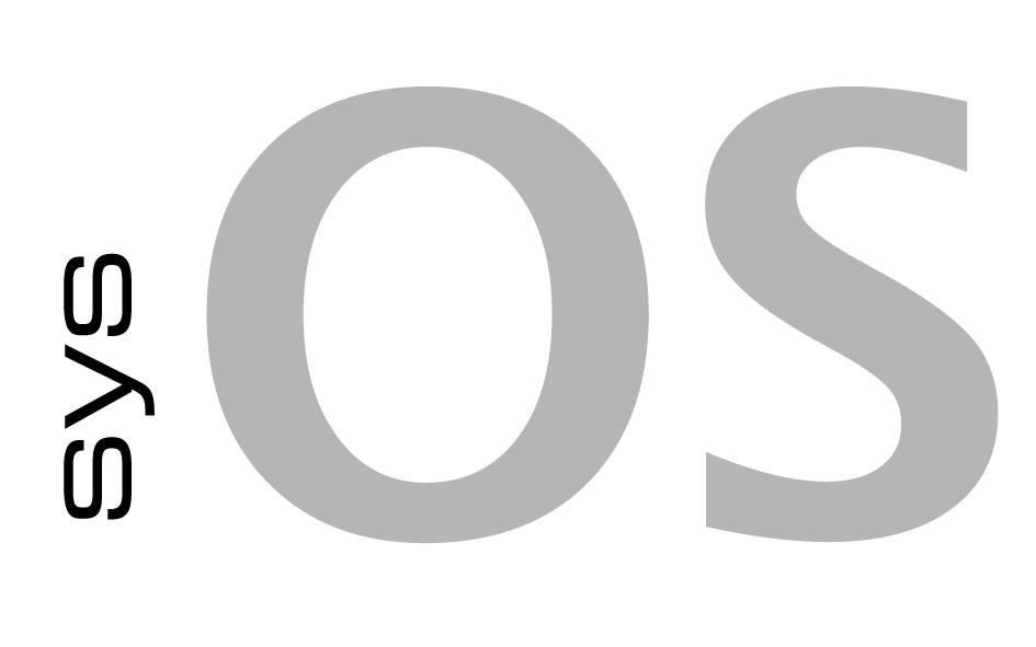 sysOS – Olaf Seifert Systemberatung logo
