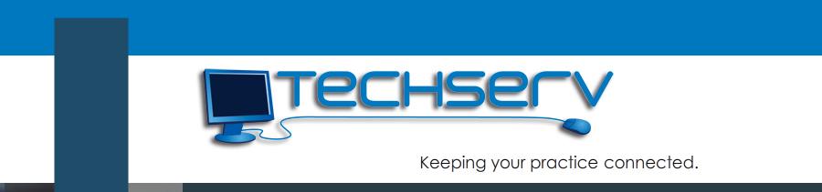 TechServ, Inc. logo