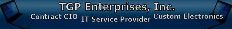 TGP Enterprises, Inc. logo