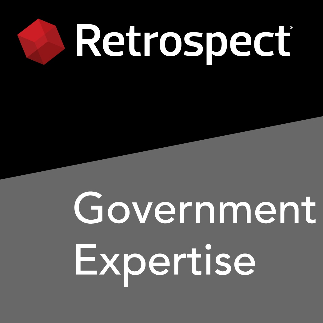 Retrospect expertise logo government 1050x1050