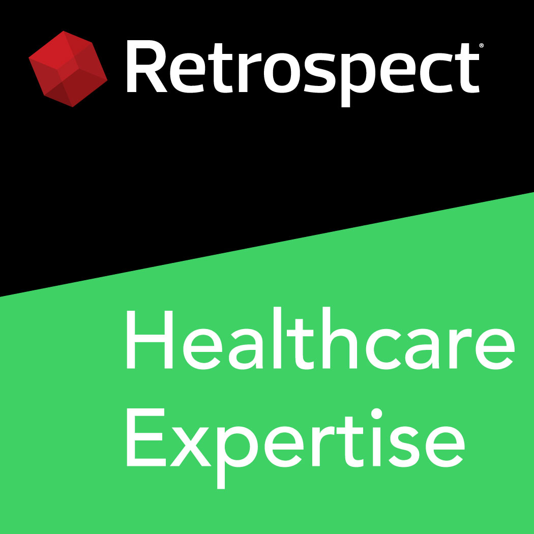 Retrospect expertise logo healthcare 1050x1050