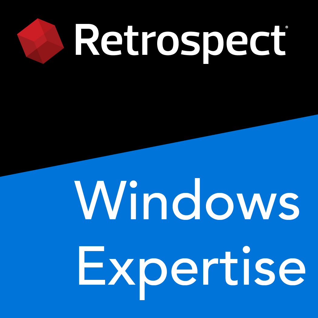 Retrospect expertise logo windows 1050x1050