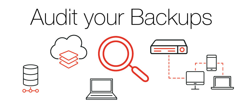 Audit your backups 778