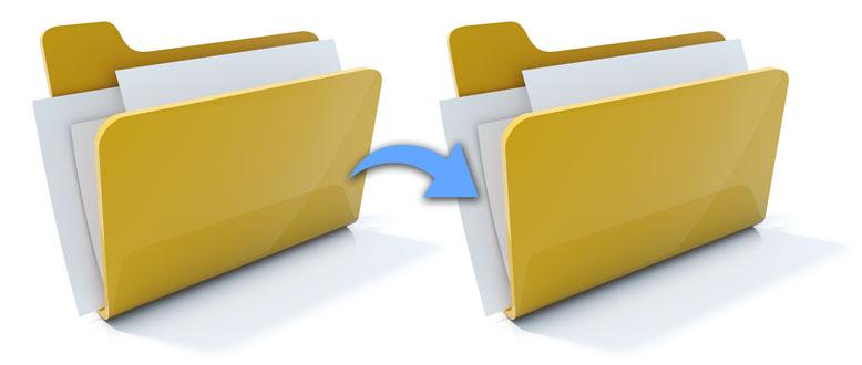 Copy vs backup