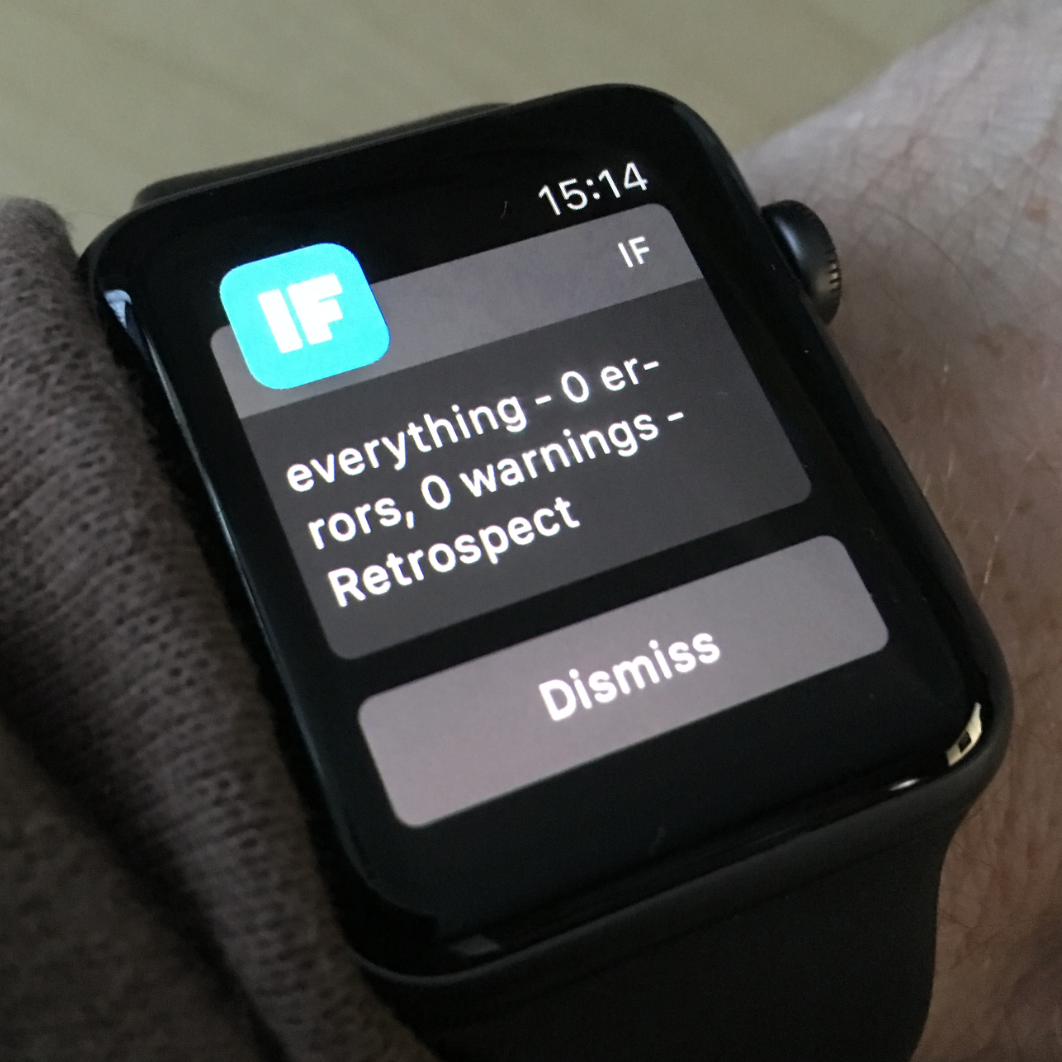 Ifttt watch