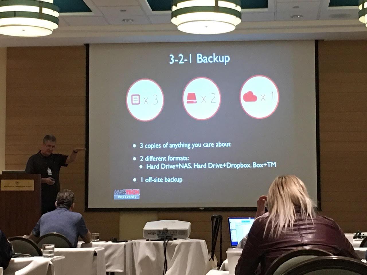 Mactech event 2017 2