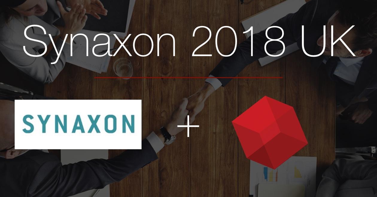 Partner event synaxon 2018 uk