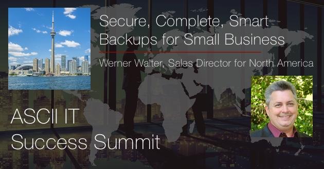 Partner events ascii it summit 2018