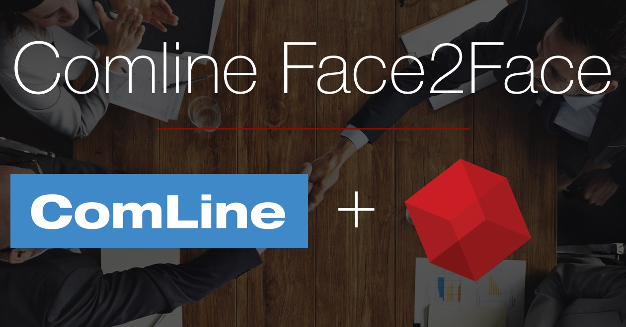 Partner events comline face2face 2018