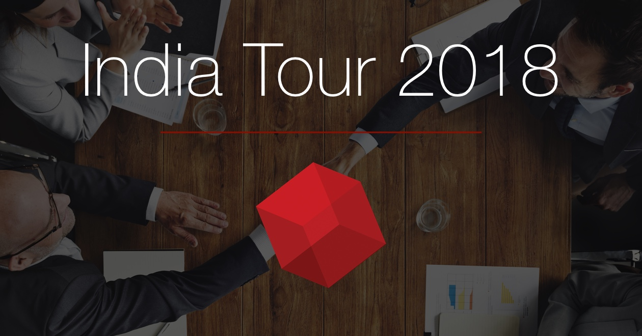 Partner events india tour fall 2018