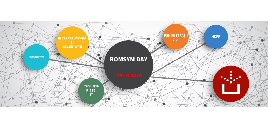 Partner events romsym data day 2018