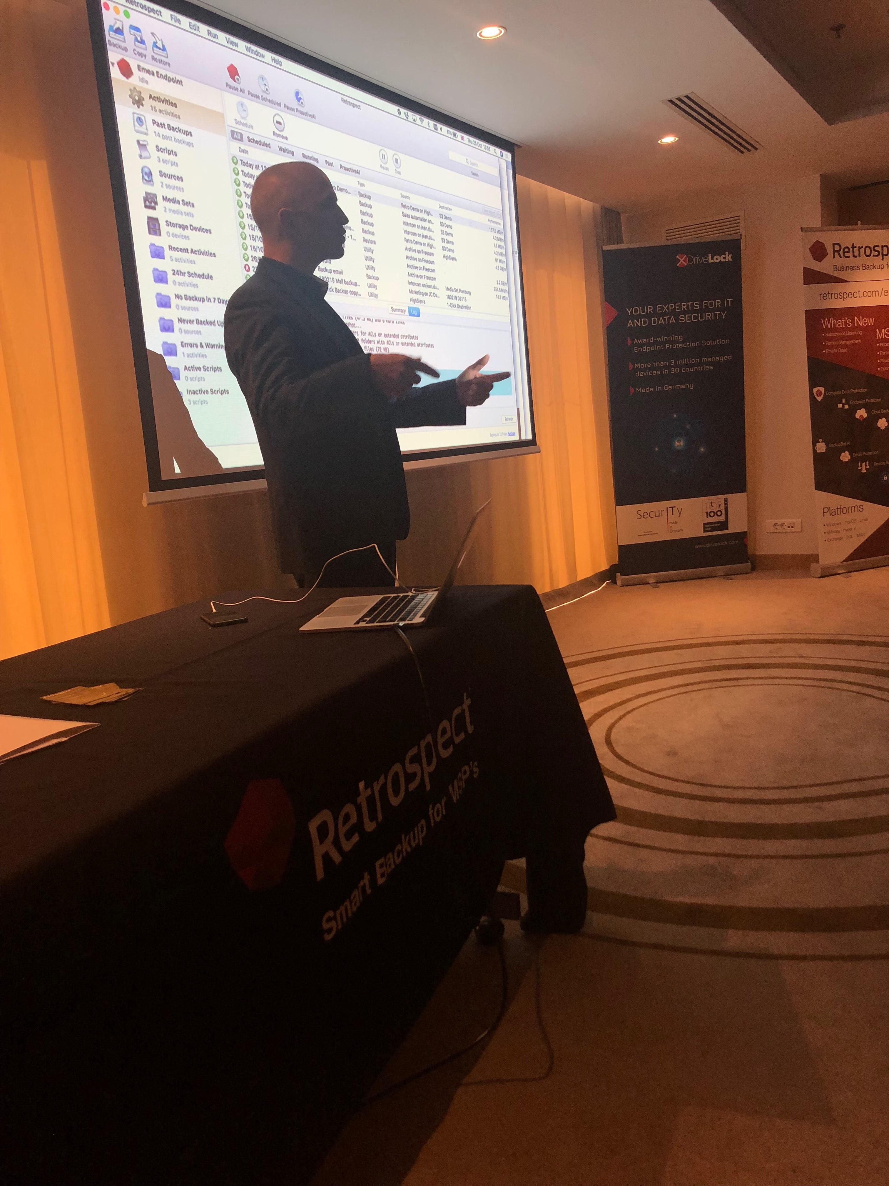 Partner events romsym data day 2018 2