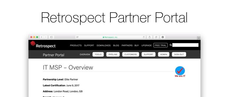 Partner portal 778